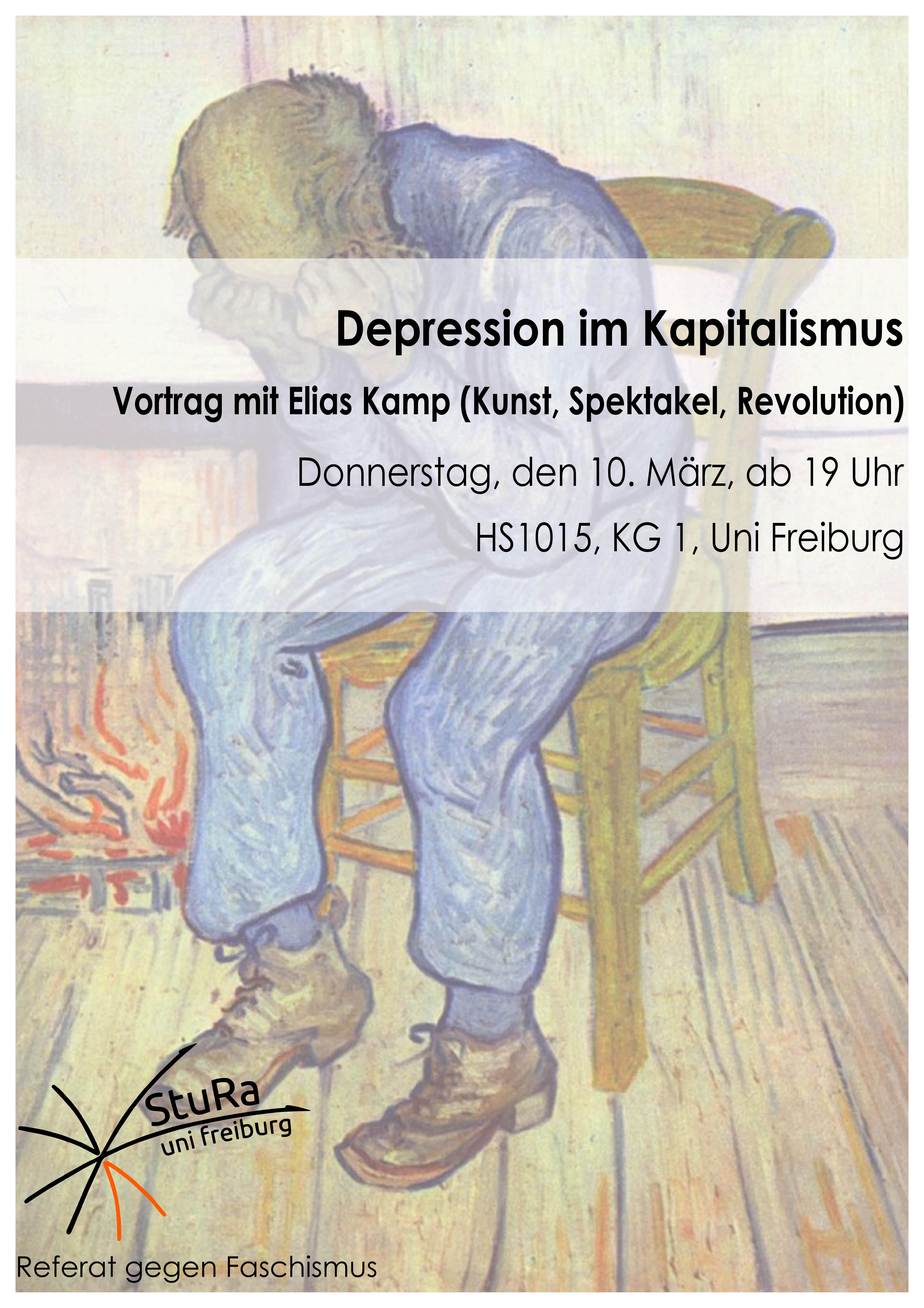 Depression im Kapitalismus Plakat Webversion